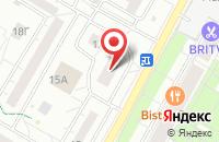Схема проезда до компании Центр Экологических Технологий-Интеллект Созидания в Москве