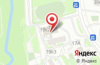 Схема проезда до компании Объединение Аудиторов и Профессиональных Бухгалтеров в Москве