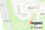 Схема проезда до компании БФР в Москве