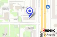 Схема проезда до компании АПТЕЧНЫЙ ПУНКТ ЗАКРОМА ЧЕРНОЗЕМЬЯ в Москве