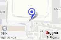 Схема проезда до компании ПТК ЦЕНТРОЭКСПОРТ в Москве