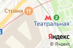 Схема проезда до компании Iren Vartik в Москве