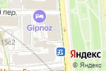 Схема проезда до компании Бизнес Успех 777 в Москве
