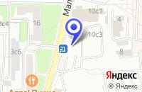 Схема проезда до компании НТЦ НЕФТЕГАЗ в Москве