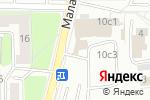 Схема проезда до компании Lead.Aero в Москве