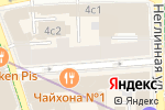 Схема проезда до компании Дом Арганы в Москве