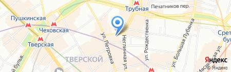 ИТ-сервис МД на карте Москвы