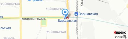 Индивидуальный пошив платьев на карте Москвы