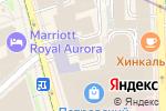 Схема проезда до компании PODIUM Jewellery в Москве