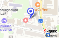 Схема проезда до компании КБ ЗАМОСКВОРЕЦКИЙ в Москве