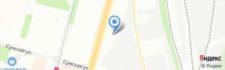 ФильтрПрофи на карте Москвы