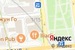 Схема проезда до компании Мастер фото в Москве