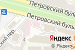 Схема проезда до компании Петродвор в Москве
