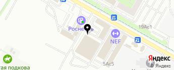 AUDIO-DRIVE на карте Москвы