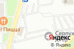 Схема проезда до компании Кентавр-Авто в Москве