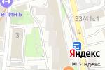 Схема проезда до компании Оазис в Москве