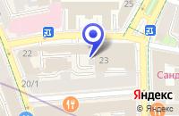 Схема проезда до компании БИЗНЕС-ЦЕНТР МАРИН ХАУС в Москве