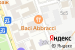 Схема проезда до компании Brith family в Москве