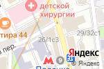 Схема проезда до компании Шарман в Москве