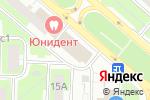 Схема проезда до компании Аптеки Столицы в Москве