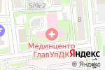 Схема проезда до компании Прима КОРЛАЙН в Москве