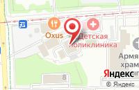 Схема проезда до компании Инициатива в Москве