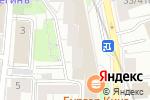 Схема проезда до компании Яркий в Москве