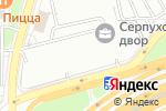 Схема проезда до компании КВС Интернэшнл в Москве