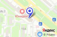 Схема проезда до компании САЛОН КРАСОТЫ АСЕРК-МЕХА в Москве