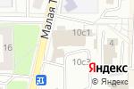 Схема проезда до компании Адвокат Онищенко Р.В. в Москве