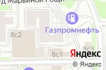 Схема проезда до компании Slidekamera в Москве