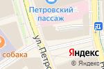 Схема проезда до компании Макроиндекс в Москве