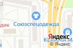 Схема проезда до компании Центр Сервис-Л в Москве