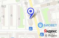 Схема проезда до компании МЕБЕЛЬНЫЙ САЛОН ЖЕЛЕЗНЫЙ ПОРЯДОК в Москве