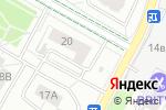 Схема проезда до компании Мастерская по ремонту одежды на Отрадной в Москве