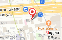 Схема проезда до компании Гидромонтажэнергоремстрой в Москве