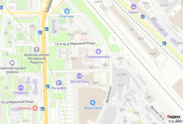купить квартиру в ЖК Лофт-квартал Studio #12 (Студио #12)