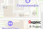 Схема проезда до компании Юмай в Москве