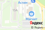Схема проезда до компании Шиномонтажная мастерская на ул. Лескова в Москве
