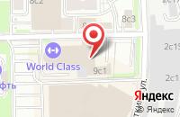 Схема проезда до компании Галант Электроникс в Москве