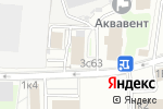 Схема проезда до компании Шанс Био в Москве