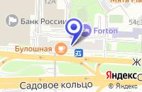 Схема проезда до компании МАГАЗИН ПРОФКОСМЕТИК в Москве
