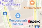 Схема проезда до компании BLT в Москве