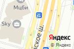Схема проезда до компании Оника в Москве