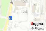 Схема проезда до компании Арктика-Инфо в Москве
