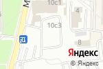 Схема проезда до компании Sky time в Москве