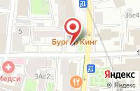 Схема проезда до компании Сервис Деск в Москве