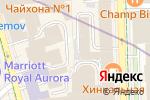 Схема проезда до компании Фингуру в Москве