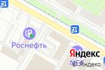 Схема проезда до компании Atmung в Москве