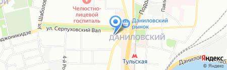 ФотоМобис на карте Москвы
